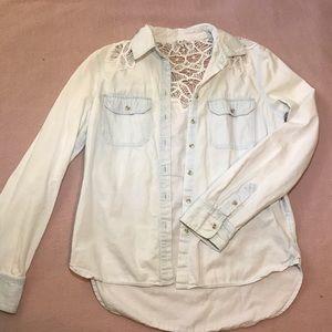 Aeropostale Jean shirt